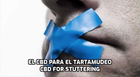 El CBD para el Tartamudeo