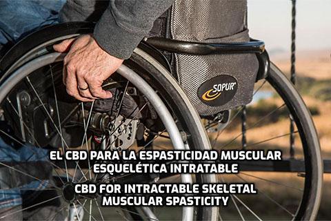 En este momento estás viendo El CBD para la espasticidad muscular esquelética intratable
