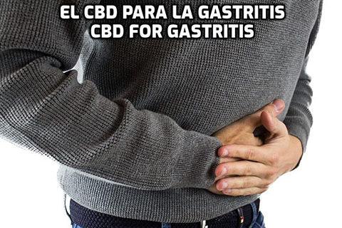 El CBD para la Gastritis
