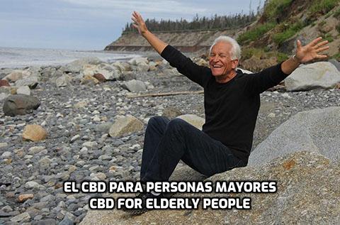 El CBD para Personas Mayores