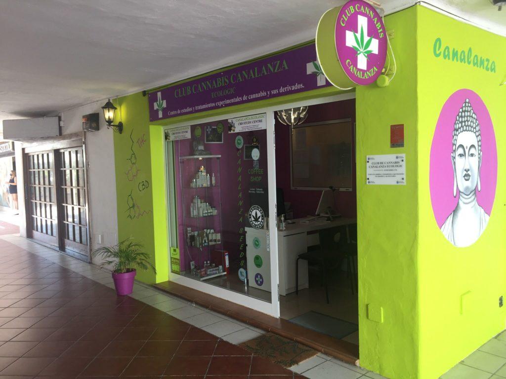 Canalanza en Lanzarote